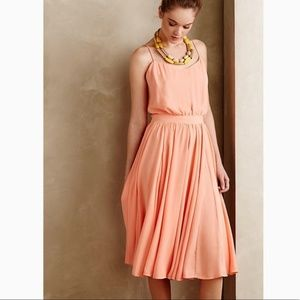 Anthropologie Peachtree Dress by Paper Crown